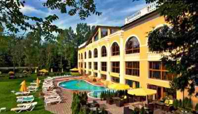 Лечение в санатории Трускавца цены SPA отель Женева