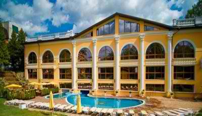 Санатории Трускавца цены СПА отель Женева