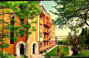 Лечение в санатории Трускавца цены Санаторий Хрустальный Дворец