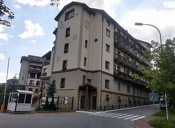 Лечение в санатории Трускавца цены SPA отель Шале Грааль