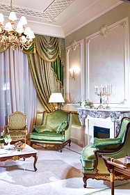 Гостиница Бристоль Одесса Комната для переговоров