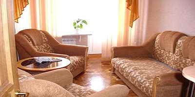 Люкс Двухкомнатный в санатории Белая Акация Одесса