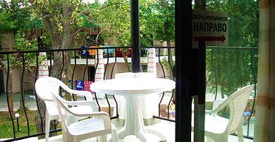 2х местный номер со всеми удобствами База отдыха Изумруд Затока