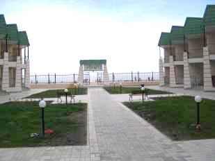 Курорт Затока база отдыха у моря